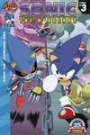 Sonic The Hedgehog #290 (Cover A - Regular Spaziante)