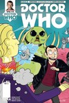 Doctor Who 9th #10 (Cover C - Ellerby)