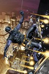 Ninjak #22 (Cover B - Bernard)