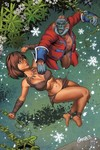 Grimm Fairy Tales Jungle Book 2016 Holiday Special (Cover B - Watson)