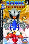 Sonic The Hedgehog #289 (Cover A - Regular Spaziante)