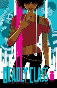 Deadly Class #1 (Cover B)