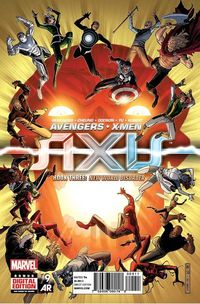 Avengers and X-Men Axis #9 (of 9)