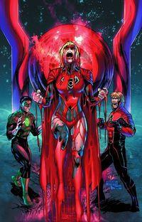 Green Lantern Red Lanterns #28
