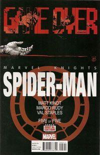 Marvel Knights Spider-Man #5 (of 5)
