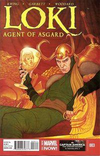 Loki Agent Of Asgard #3