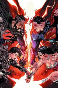Superman Wonder Woman #6