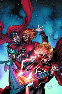 Red Lanterns #29