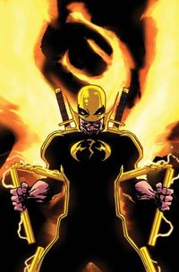Iron Fist Living Weapon #10