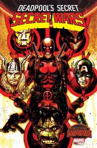 Deadpools Secret Secret Wars #1 (of 4)