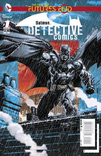 Detective Comics Futures End #1 (3-D Motion Ed)
