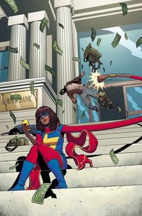 Ms Marvel #6