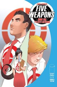 Five Weapons #6 (Cover A - Robinson)