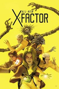 All New X-Factor #20 (Final Issue Variant Cover Edition)