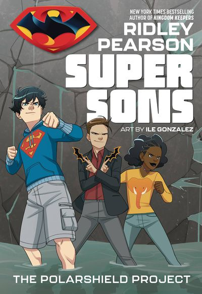 DEC180509 First installment of SUPER SONS trilogy receives trailer
