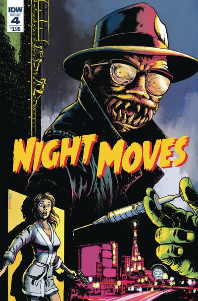 DEC180790 ComicList Previews: NIGHT MOVES #4