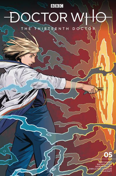DEC182069 ComicList Previews: DOCTOR WHO THE THIRTEENTH DOCTOR #5