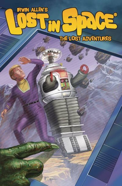 Lost In Space #2 (Cover A - Mcevoy)