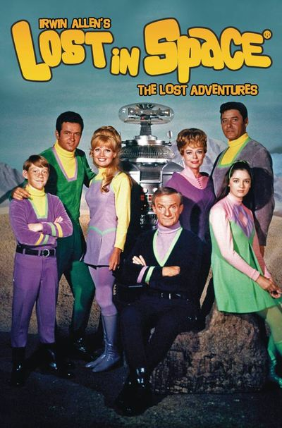 Lost In Space #2 (Cover B - Photo)
