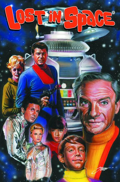 Lost In Space #1 (Cover A - Stanley)