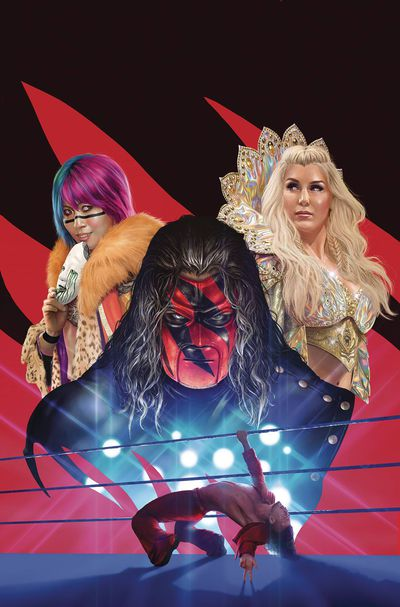 JAN191386 First Look at BOOM! Studios' WWE WRESTLEMANIA 2019 SPECIAL #1