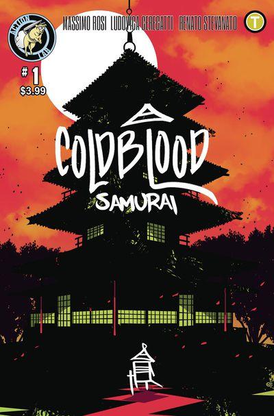 JAN191432 ComicList Previews: COLD BLOOD SAMURAI #1