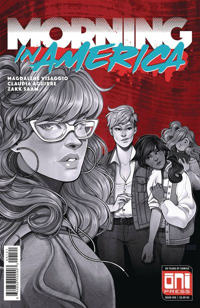 JAN192009 ComicList: Oni Press New Releases for 03/06/2019