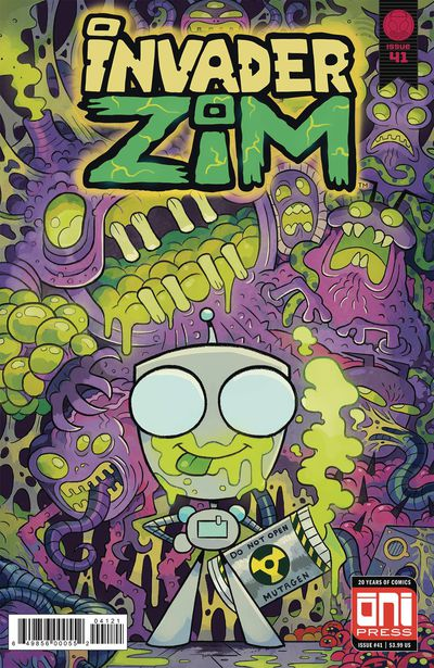 JAN192020 ComicList: Oni Press New Releases for 03/27/2019