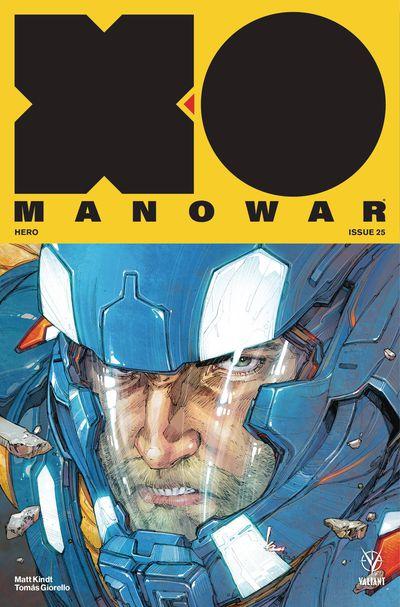 JAN192197 ComicList Previews: X-O MANOWAR #25