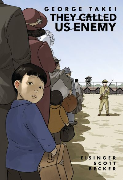 MAR190630 George Takei releases THEY CALLED US ENEMY trailer