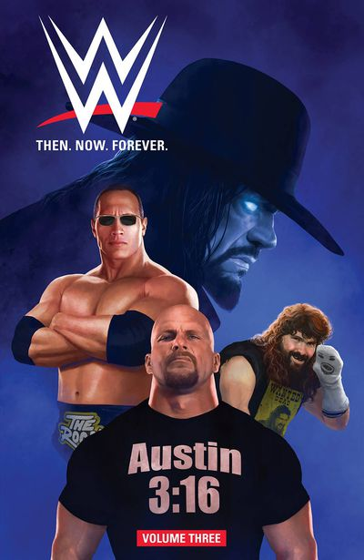 NOV181323 ComicList Previews: WWE THEN NOW FOREVER VOLUME 3 TP