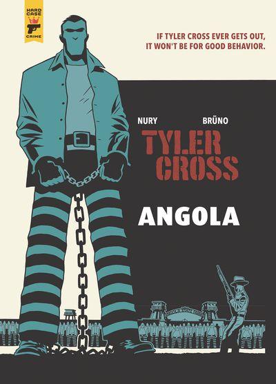 OCT181919 ComicList Previews: TYLER CROSS ANGOLA HC
