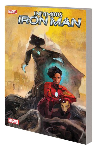 Infamous Iron Man Vol. 2: Absolution of Doom Cover
