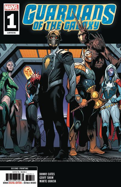 dec188796 ComicList: Marvel Comics New Releases for 02/27/2019