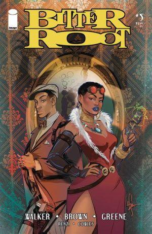 Bitter Root #5 (Cover D - Richardson)
