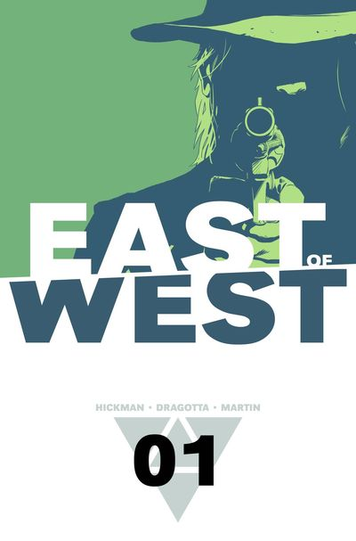 East of West Vol. 1: The Promise Cover