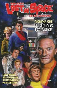 Irwin Allen Lost In Space HC Vol. 01 Lost Adventures