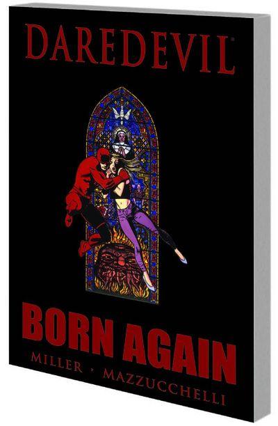 Daredevil: Born Again Cover