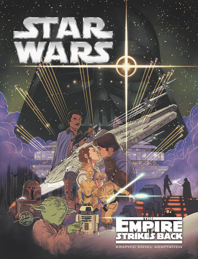 nov180659 ComicList Previews: STAR WARS THE EMPIRE THE STRIKES BACK GN