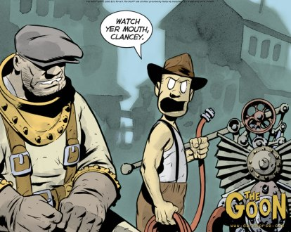 The Goon #2 :: Desktops :: Dark Horse Comics
