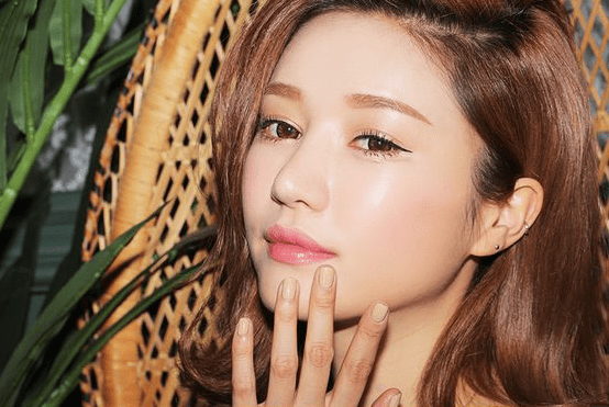 Resultado de imagen de foto piel de vidrio coreana