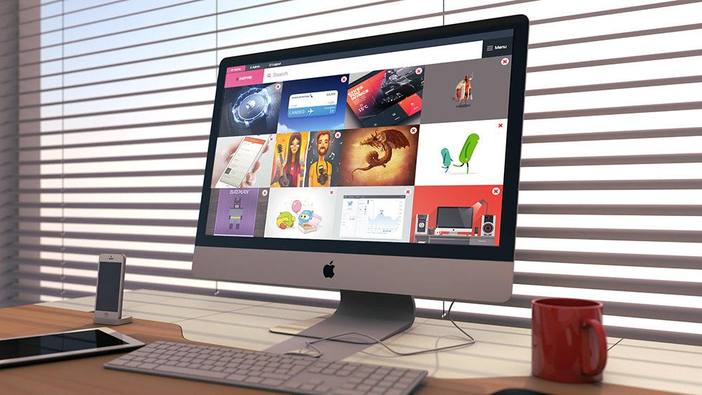 , Inspire – Dribbble, Forrst, and Behance Board, Laravel & VueJs, Laravel & VueJs