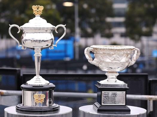 Gallery: 2018 Australian Open preview & training ...