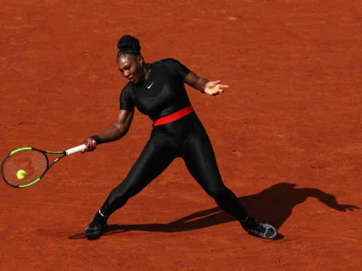 Gallery of Serena Williams' fashion statements: boots ...
