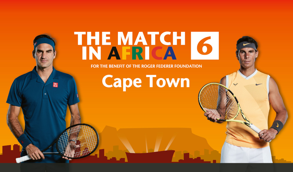 Roger Federer expecting 'very, very special' Match in Africa Cape ...