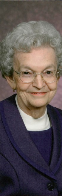 Obituary of Marjorie Richardson