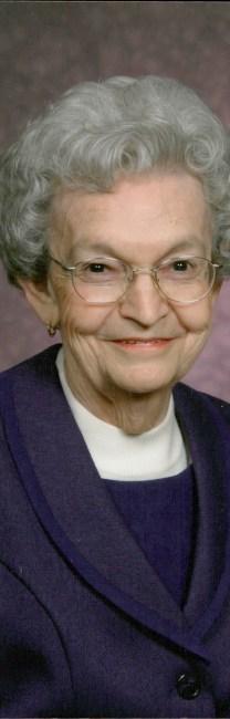 Obituary of Marjorie Richardson