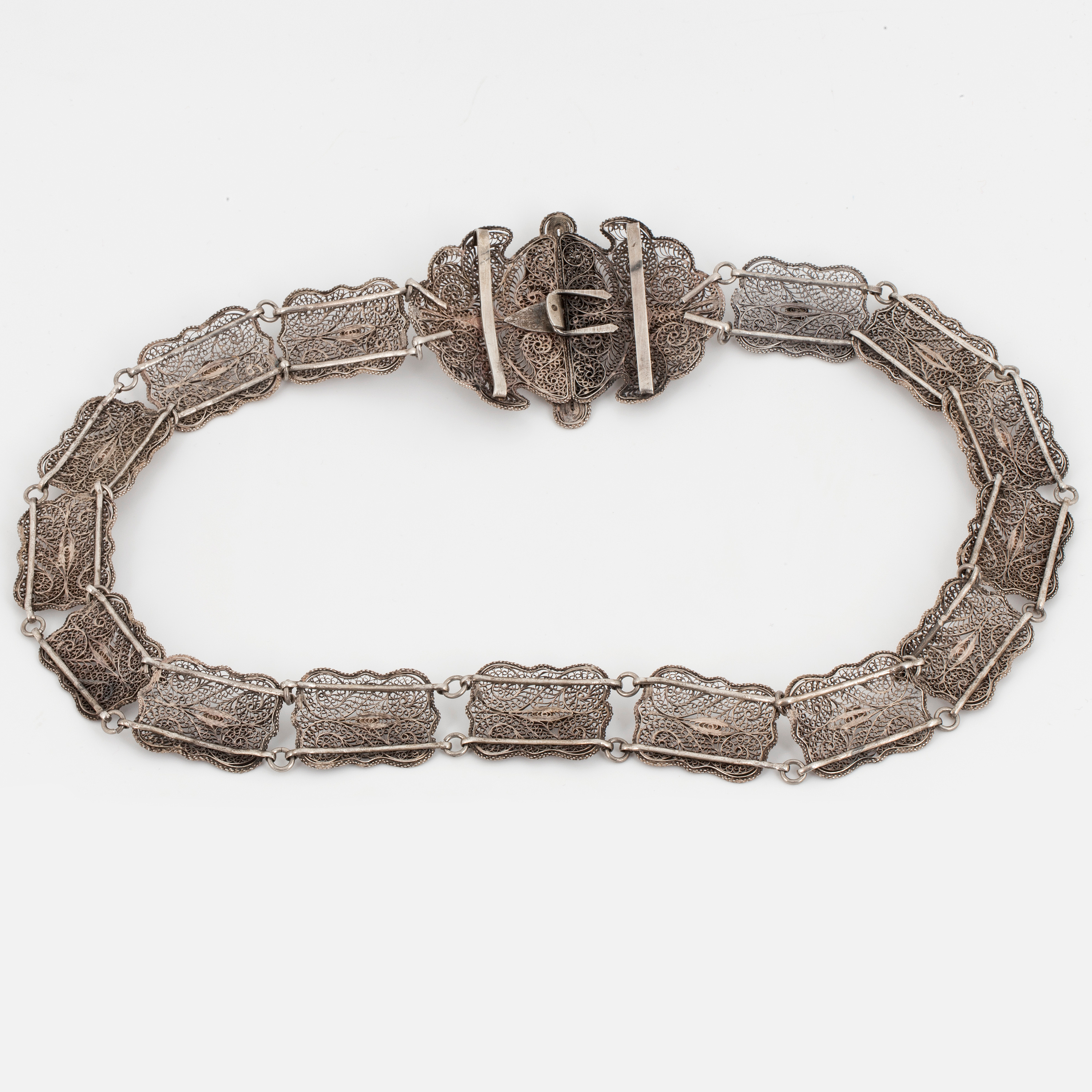 Belt Silver Probably Russia Around S