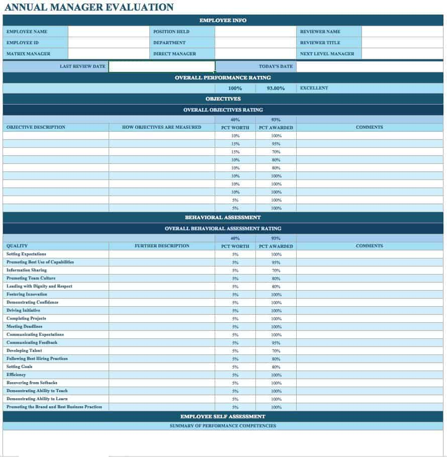 free annual marketing plan templates and resources small business. 5 ...