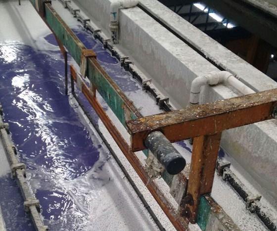 Sulfamate Nickel Plating Bath